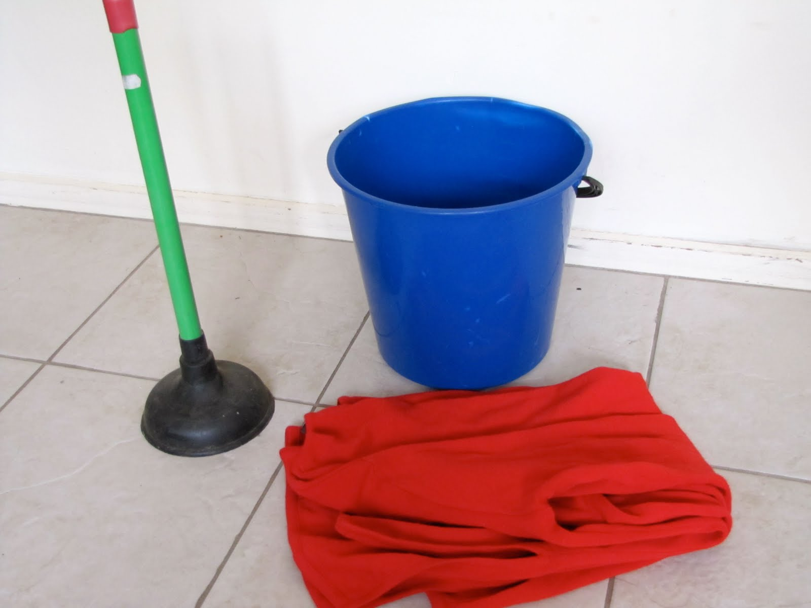 Bucket and Plunger Method