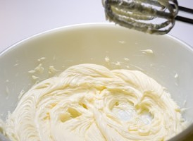 Making Butter from Cream