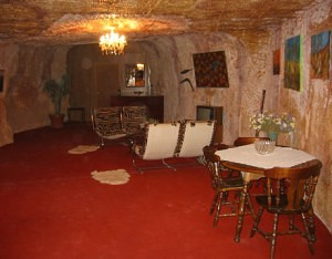Coober Pedy Cave