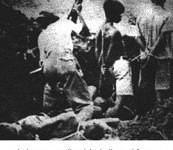 Suharto Massacare in Indonesia