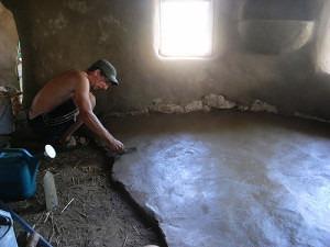 Mud Floor