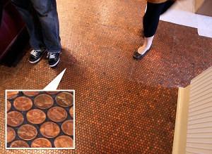 DIY Cheap Flooring